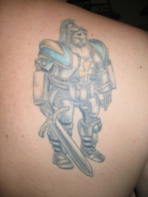 Community's Gaming Tattoo's